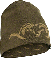 Шапка BLASER Argali² Reversible Knitted Cap green