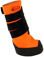 Ботинки для собаки AVERY Orange Dog Boots