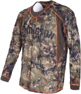 Лонгслив REMINGTON Inside Fit Shirt Green Forest